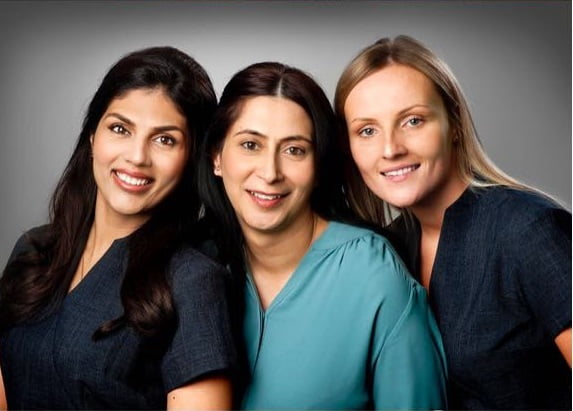 Staff at MySkyn Clinic in Bradford