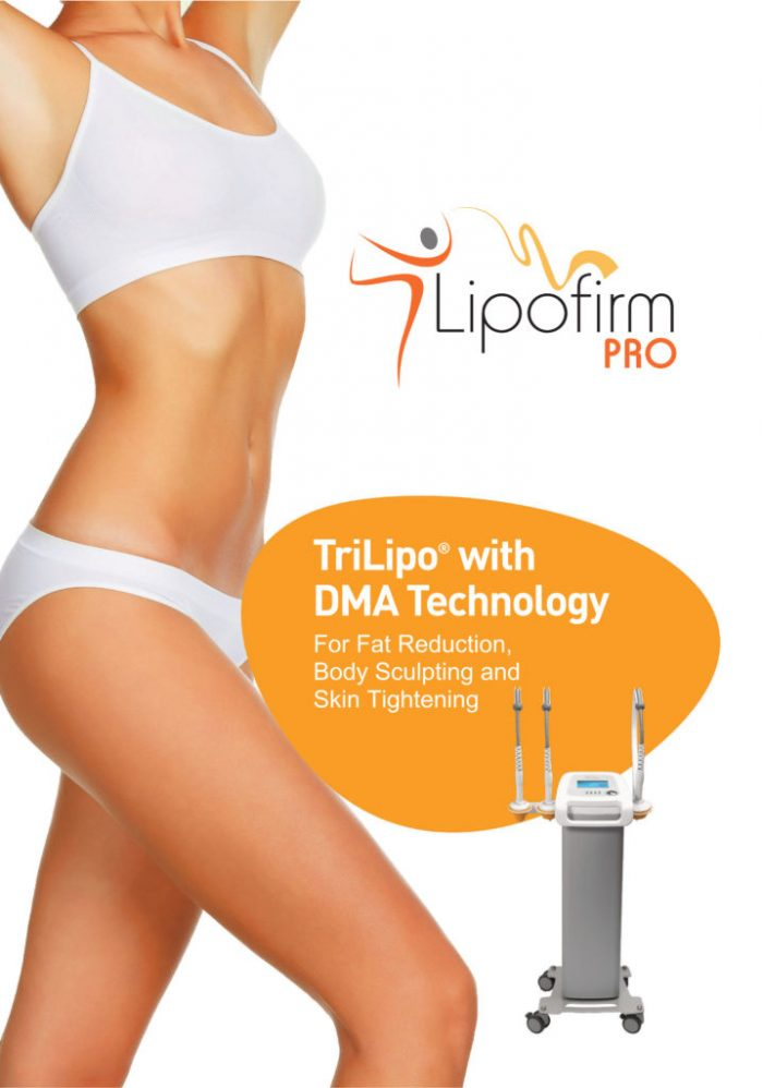 Lipofirm Pro Trilipo with DMA Technology at MySkyn Clinic in Bradford