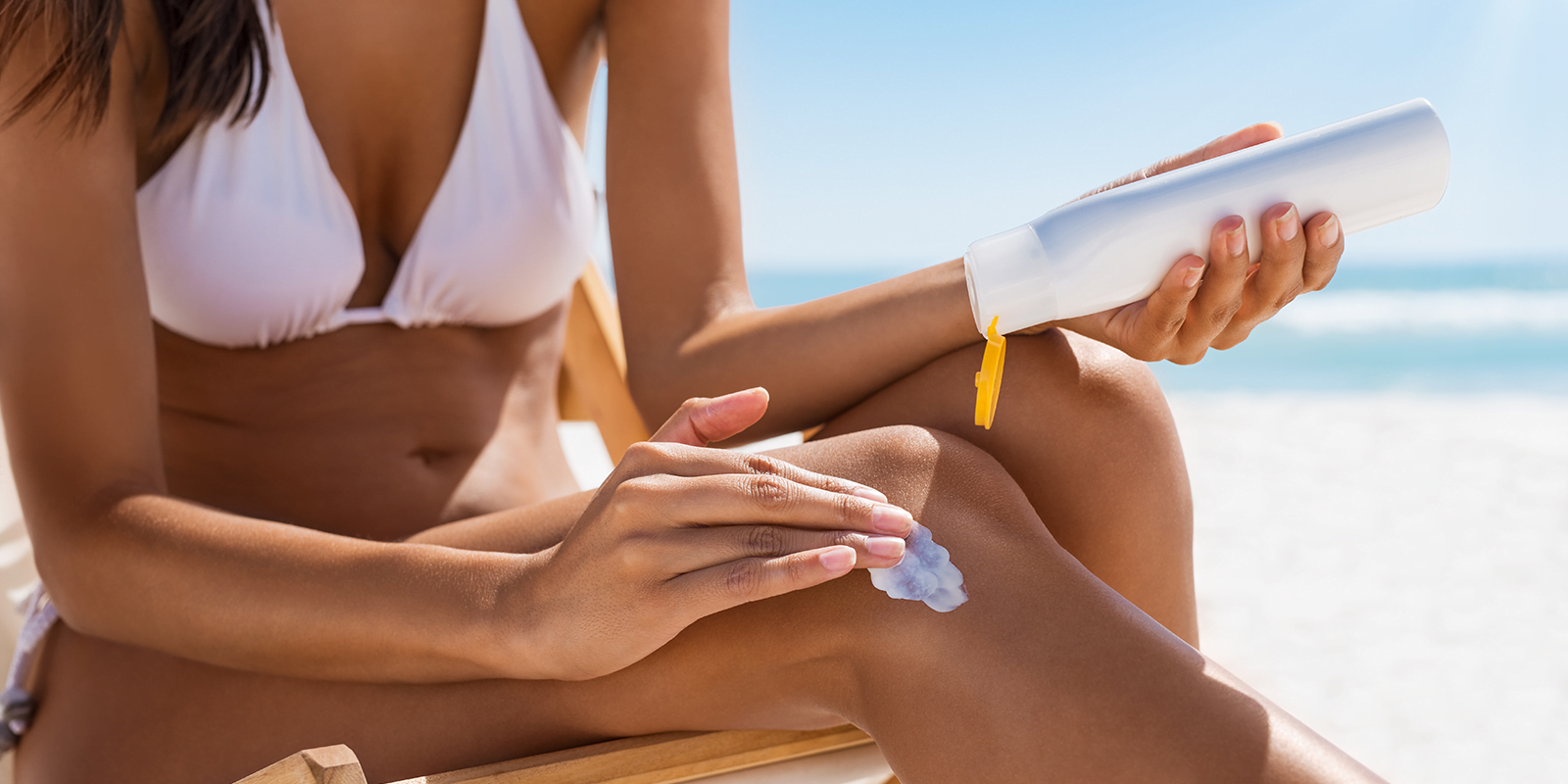 Sun Protection Factor SPF explained by MySkyn Clinic in Bradford